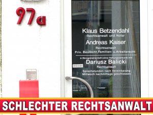 RECHTSANWALT ANDREAS KAISER Carl Severing Straße Bielefeld (10)