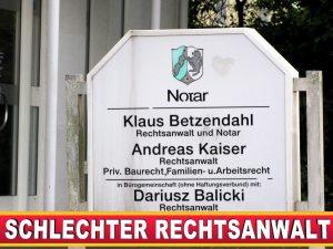 RECHTSANWALT ANDREAS KAISER Carl Severing Straße Bielefeld (7)